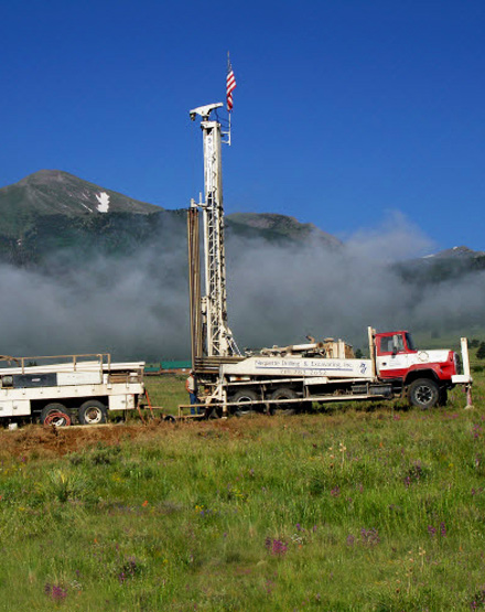 Water Well Drilling & Pumping